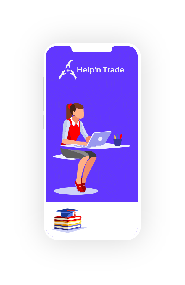 For consumers - Help'n'Trade illustration