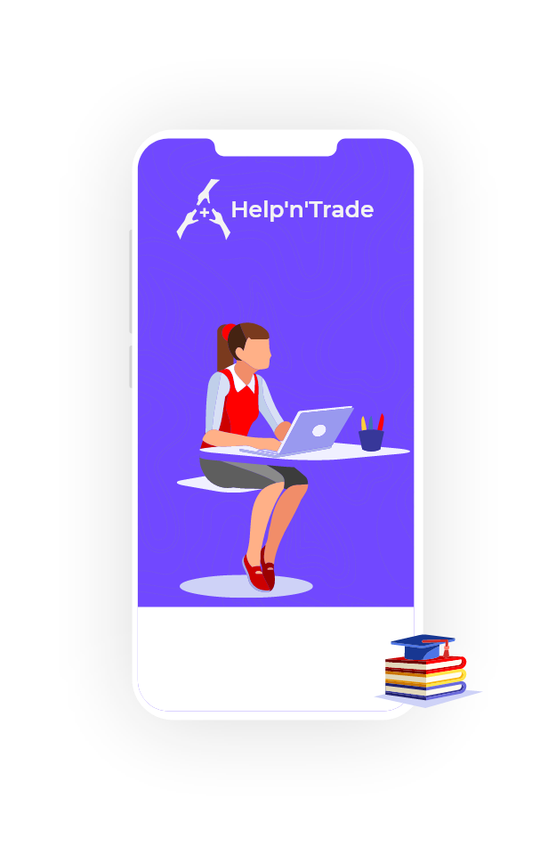 For students - Help'n'Trade illustration 2