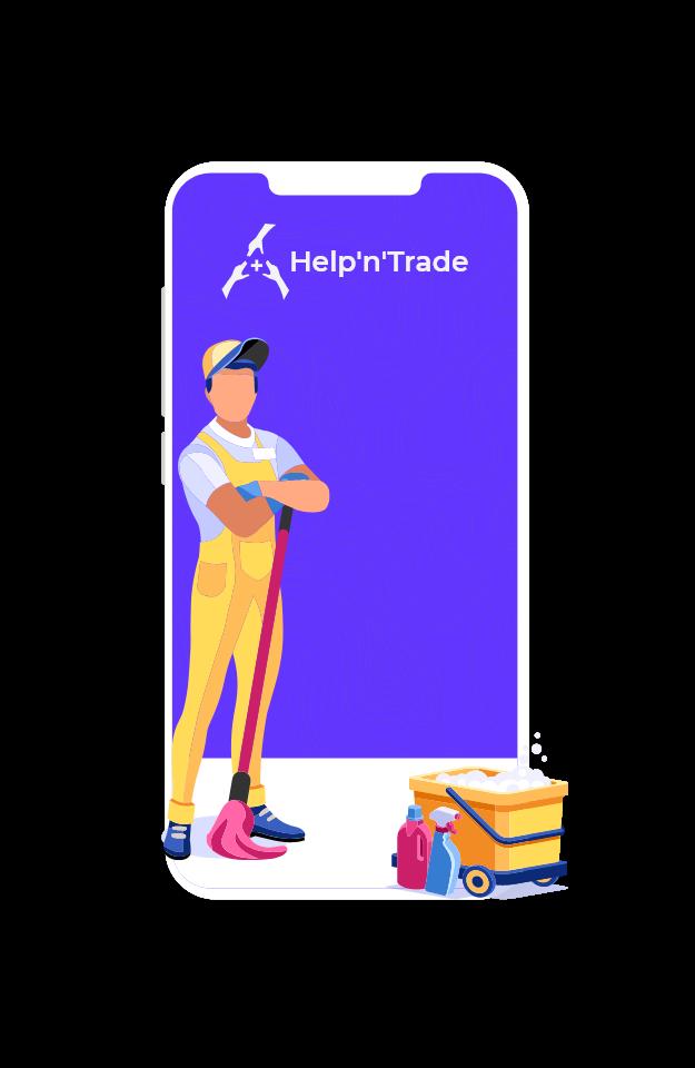 Über uns - Help'n'Trade