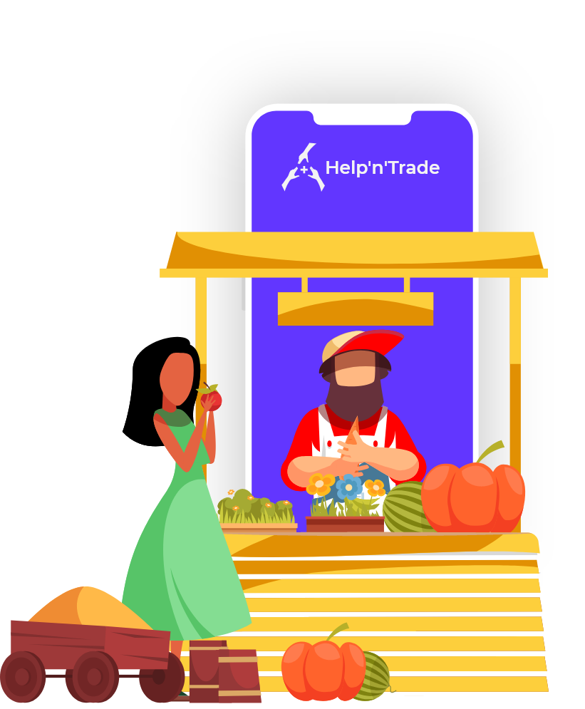 Help'n'trade | Webshop for small businesses
