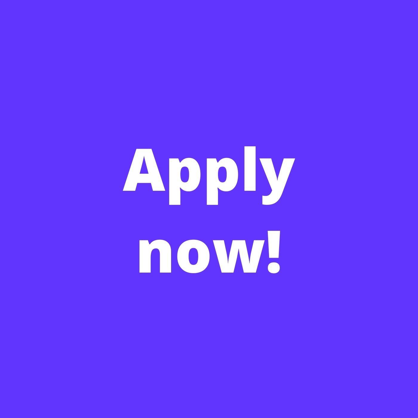 Help'n'Trade - job application!