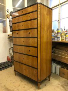 Help'n'trade | Restoration of antique furniture in Basel